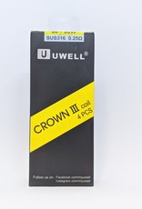 Uwell Crown 3 Replacement Coils (Single)