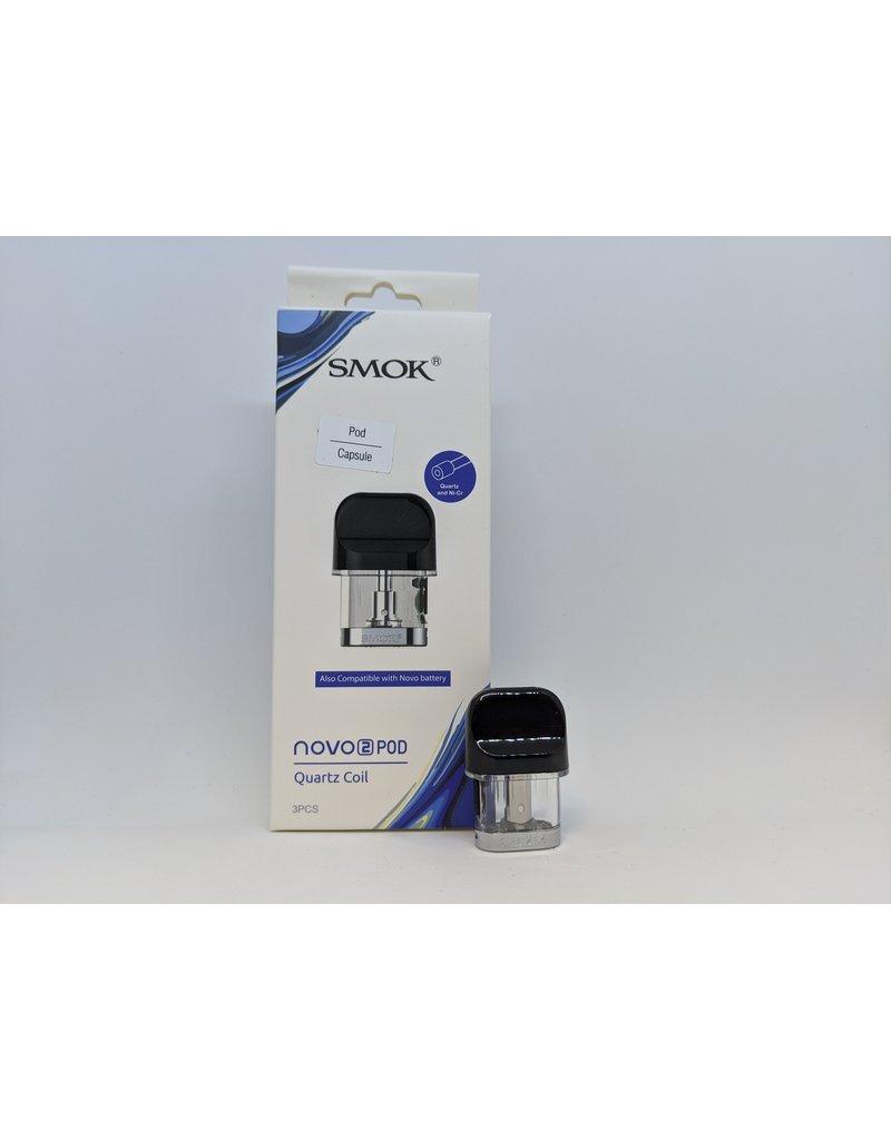 Smok Smok Novo/Novo 2 Replacement Pods (Single) [CRC]