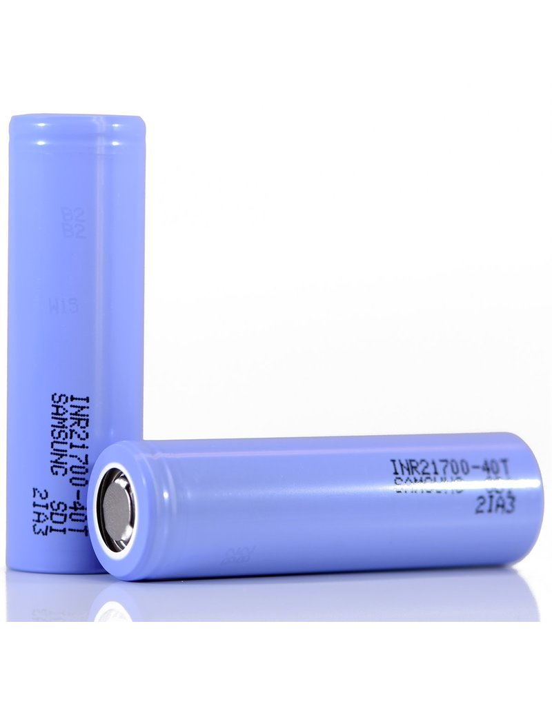 Samsung 40T 21700 Battery 4000mAh