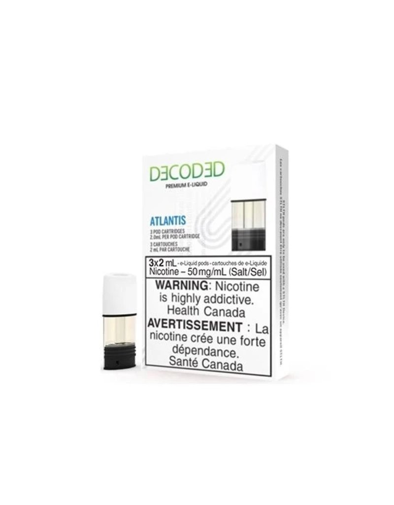 Decoded STLTH Pods - Decoded