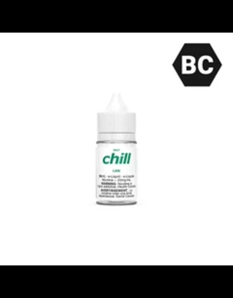 Chill Chill E-juice | Salt Nic (30mL)