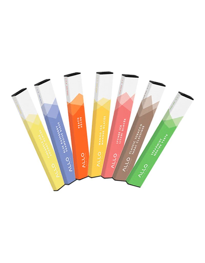 Allo Vapor Allo 300mAh Disposable Vape (Single)