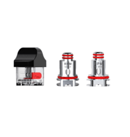 Smok Smok RPM 40 Pod & Coil Kit (2 RPM coils included) 1/Pk [2mL Version]