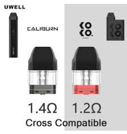 Uwell Caliburn/Caliburn Koko Replacement Pod (Single)
