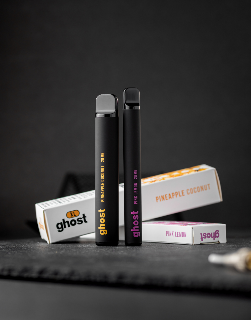 Ghost Ghost XL Disposable Device