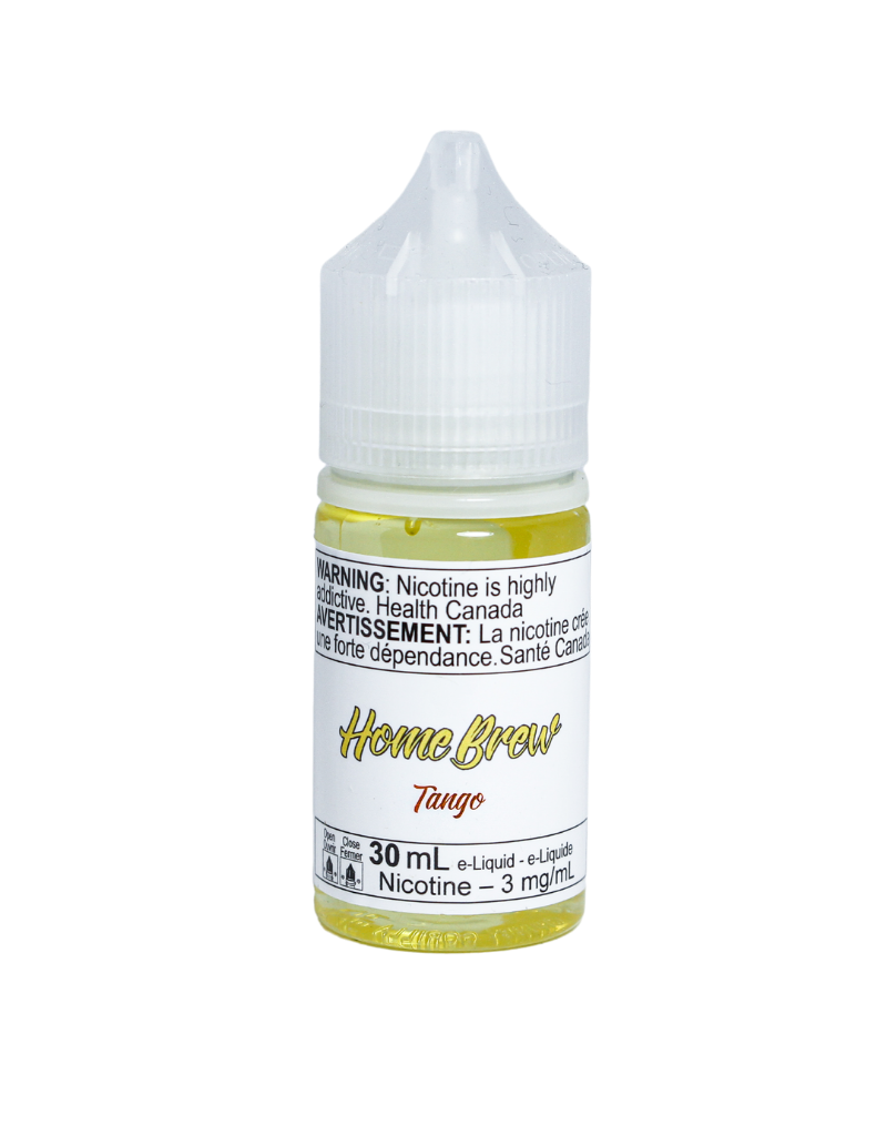 Home Brew E-juice | Salt Nic (30mL)
