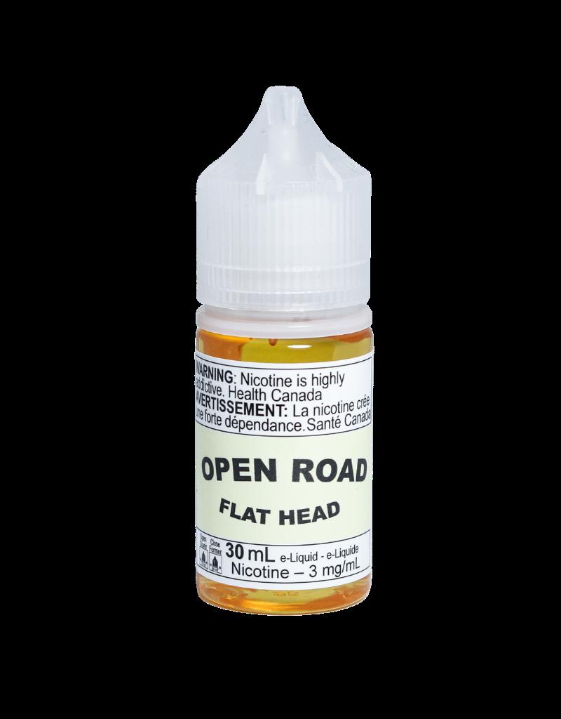 Open Road E-juice (30mL)