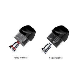 Smok Smok Nord 2 Replacement Pods (Single) (2mL) [CRC]