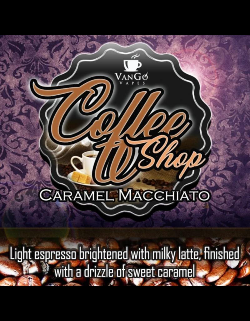VanGo VanGo Coffee Shop E-juice | Salt Nic (30mL)