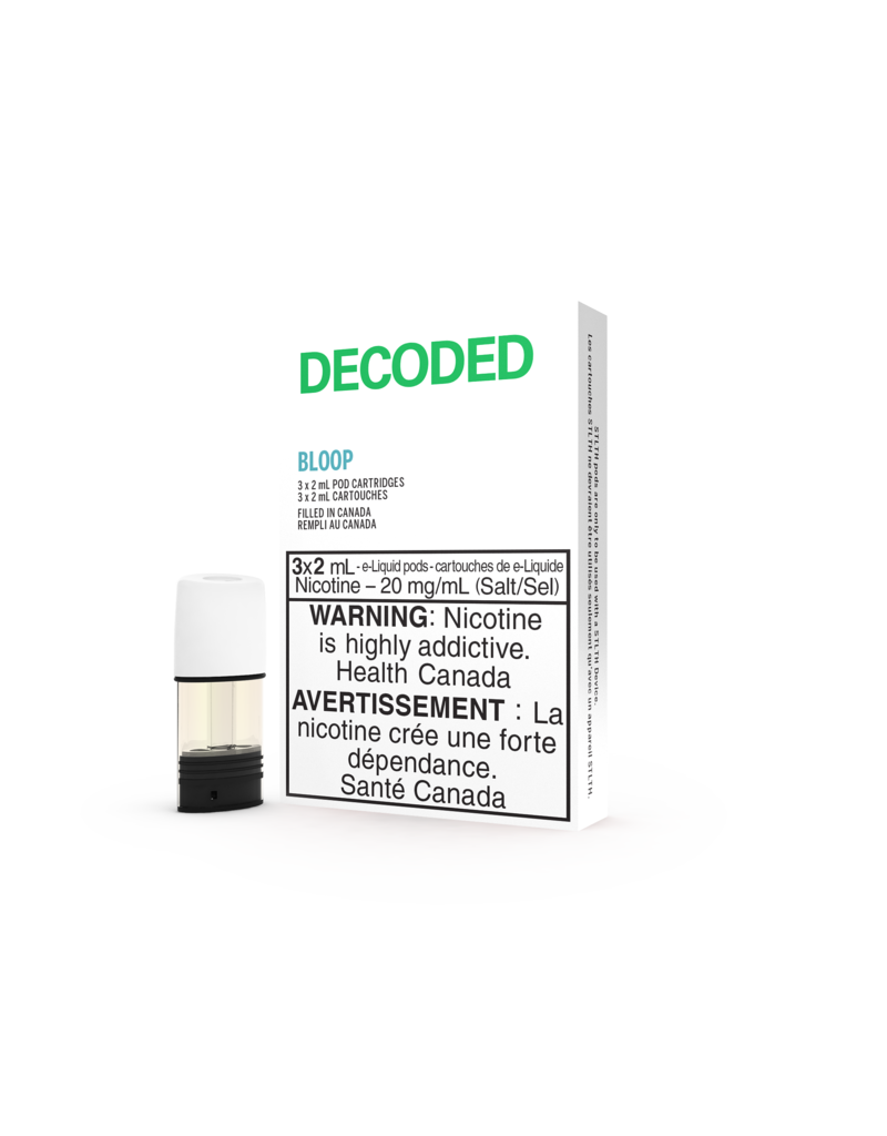 Decoded STLTH Pods (3/Pk)   Decoded