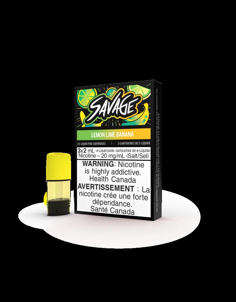 Savage STLTH Pods I Savage (3/Pk)