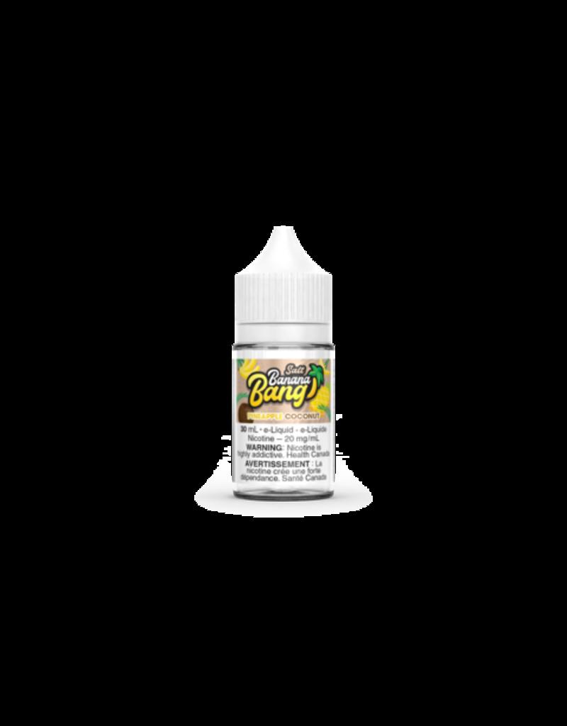 Banana Bang Banana Bang E-juice I Salt Nic (30mL)