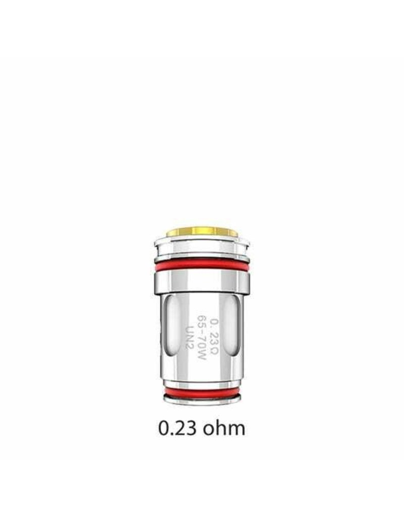 Uwell Uwell Crown 5 Replacement Coils (Single) 0.23 ohm