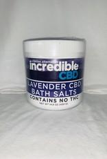 IncredibleCBD Bath Salts
