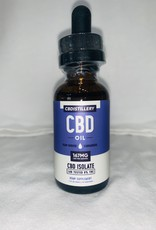 CBDistillery CBD Isolate Oil