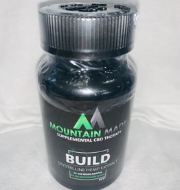 Mountain Made Crystalline Hemp Extract Capsules