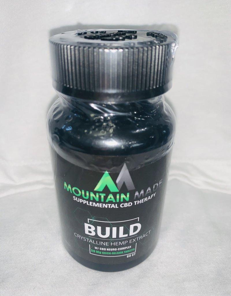 Mountain Made Crystalline Hemp Extract Capsules