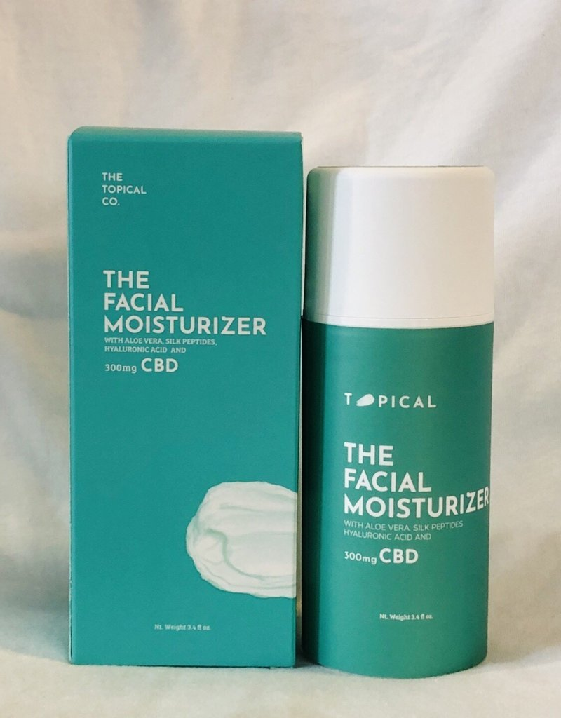 The Topical Company The Topical CO - Facial Moisturizer