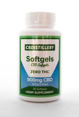 CBDistillery CBDistillery - Soft Gel Capsules