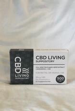 CBD Living Suppository