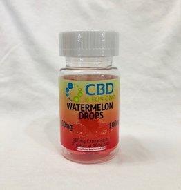 CBD Infusionz CBD Infusionz - Watermelon Drops