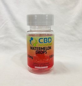 CBD Infusionz Watermelon Drops
