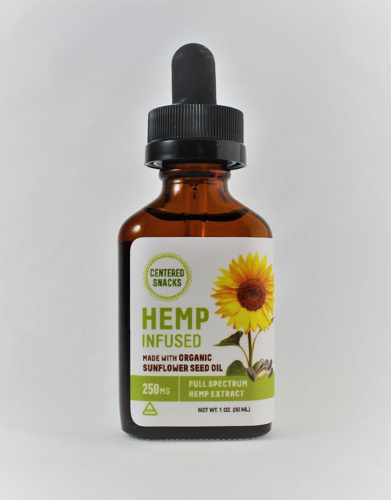 Centered Snacks Sunflower Seed Oil