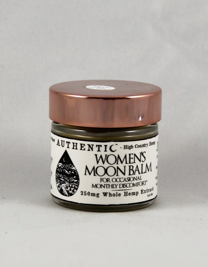 Authentic Women's Moon Balm