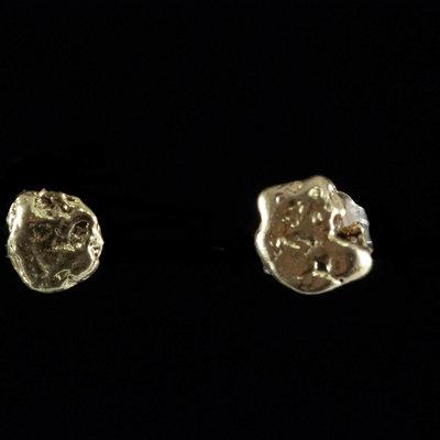 22kt Gold Nugget ER