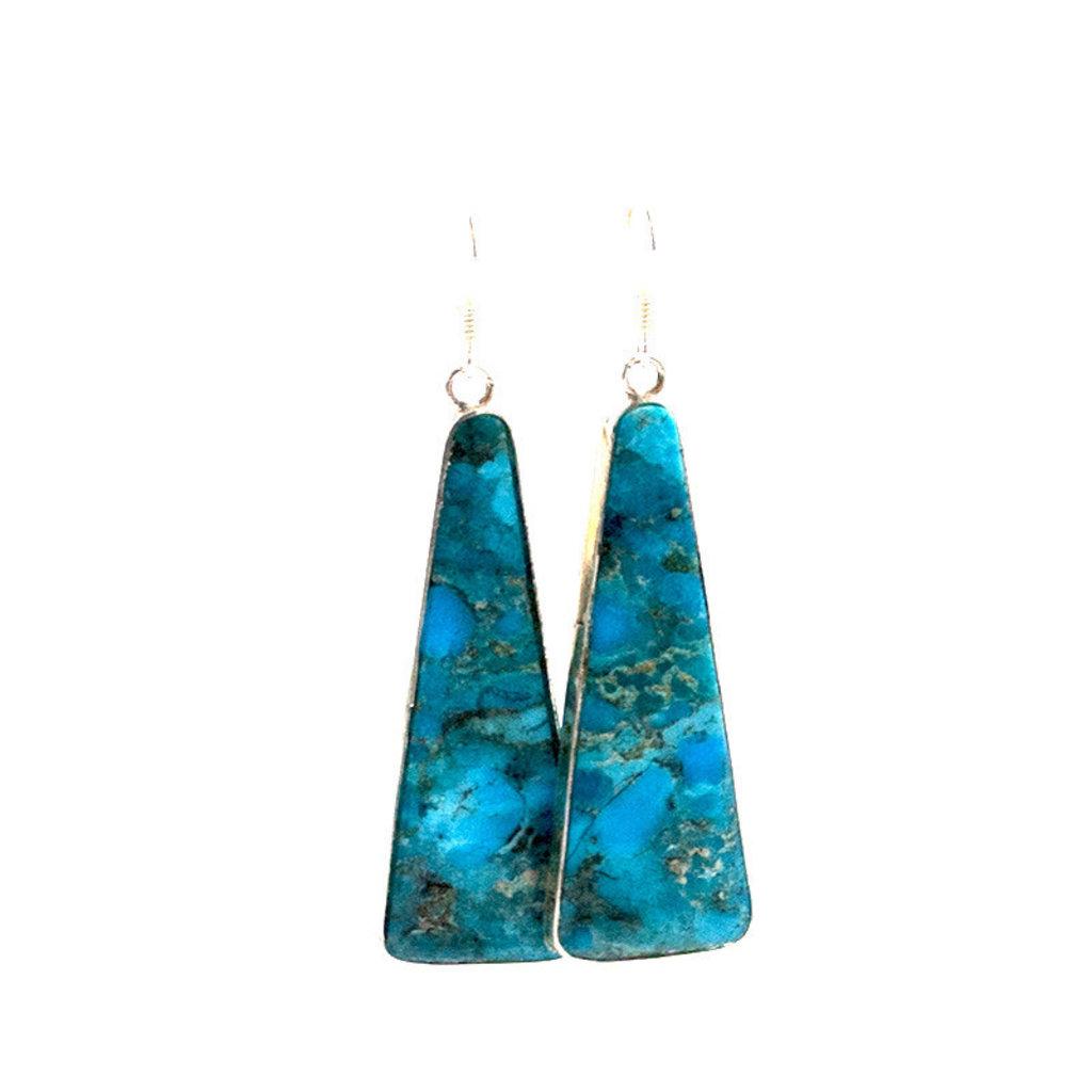 Turquoise Earrings N0420E04