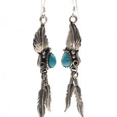 Turquoise Earrings N0420E03