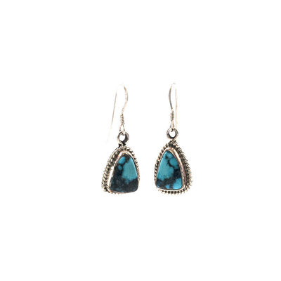 Turquoise Earrings N0420E02