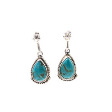 Turquoise Earring N0420E01