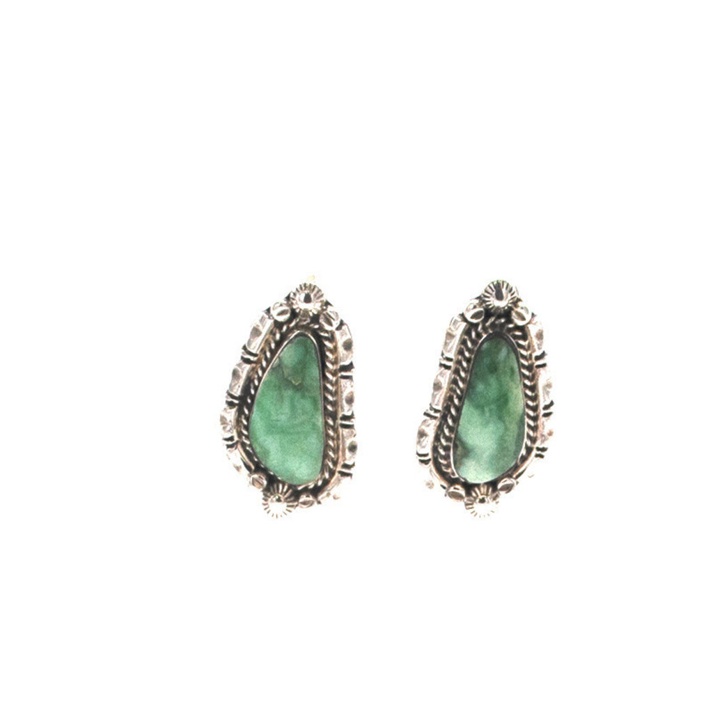 Turquoise Earrings N0420E05`