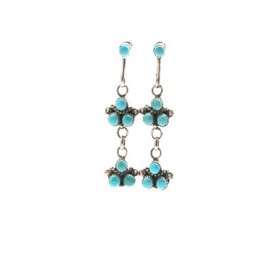 Turquoise Earrings N0420E18