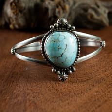 Dry Creek Turquoise Bracelet N0420LB07