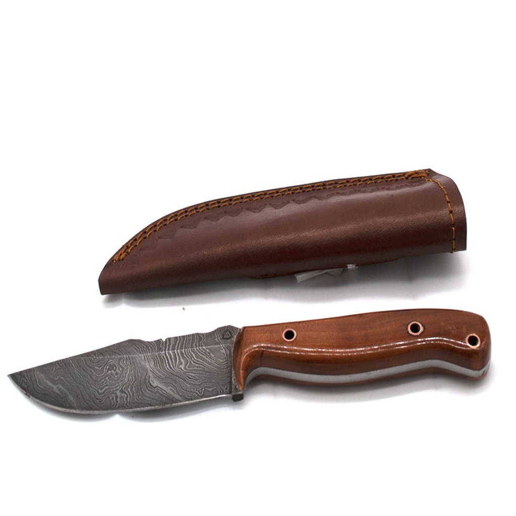 Scout Padouk Wood Knife