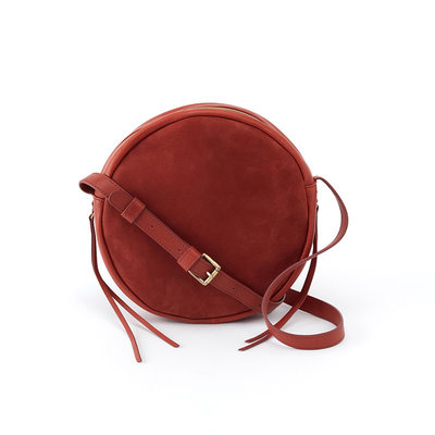 Groove Cinnabar Hobo Purse