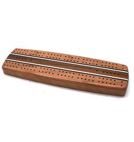 Cribbage Board, Walnut