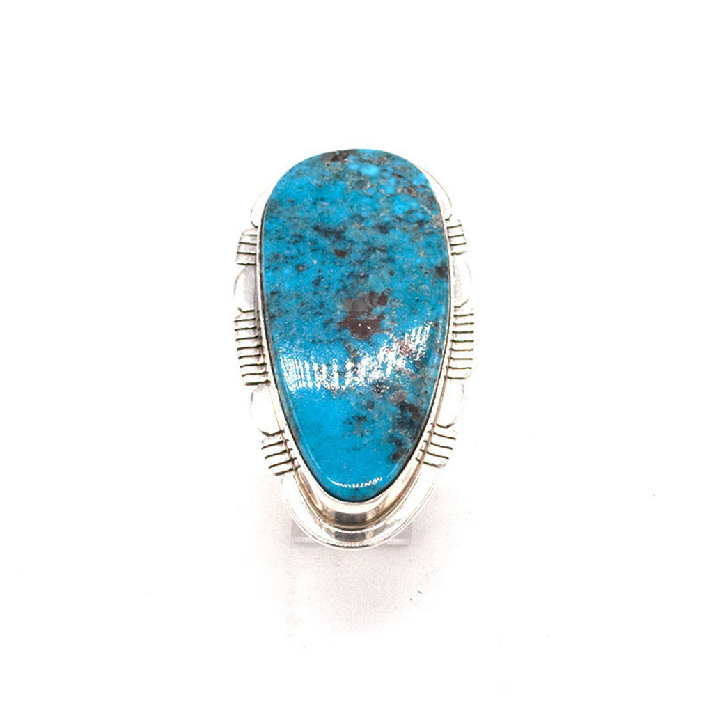 Turquoise Ring Size 8.5