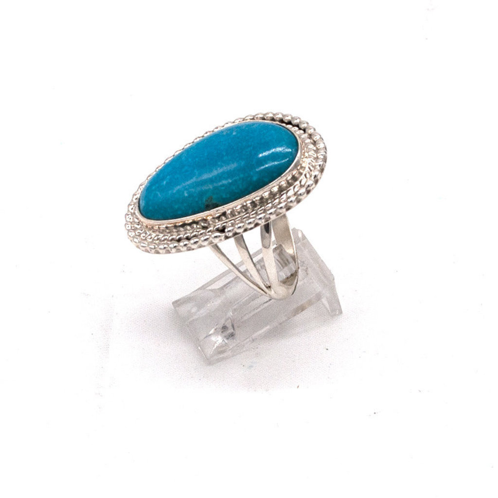 Turquoise Ring Size 9