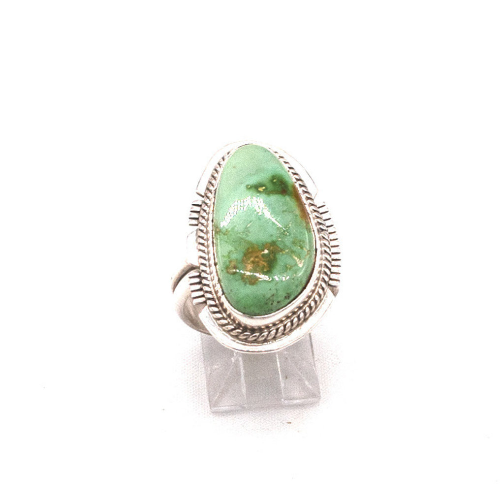 Turquoise Ring Size 8