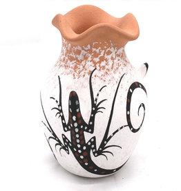 Zuni Gecko Zuni Pot