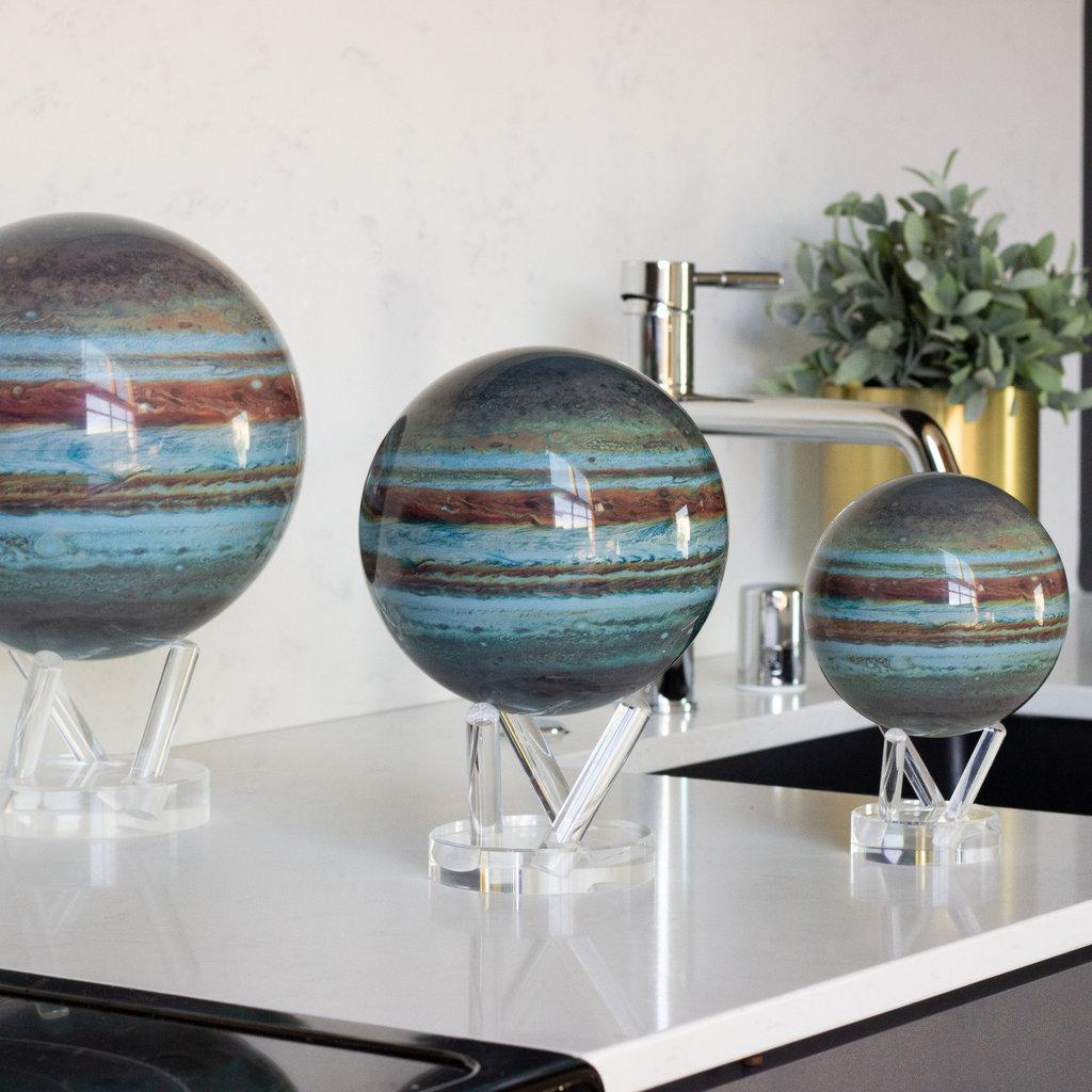 "Jupiter Globe 4.5"""
