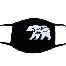 Black Truckee Bear Mask