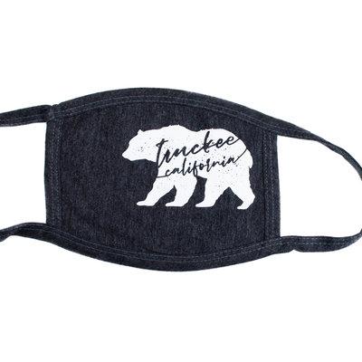 Grey Truckee Bear Mask