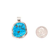 Kimgman Turquoise Pendent_NA0720P04