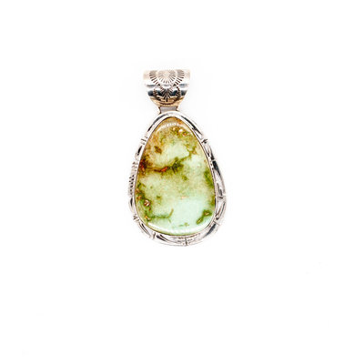 Emerald Valley Turquoise Pendent_NA0720P07