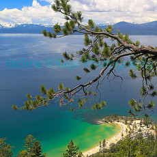 Sand Harbor View