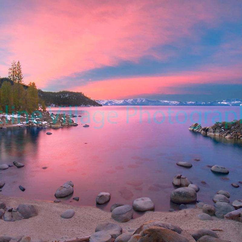 Secret Cove Sunrise
